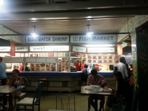 A_Blue_Water_Shrimp_Fish_Market